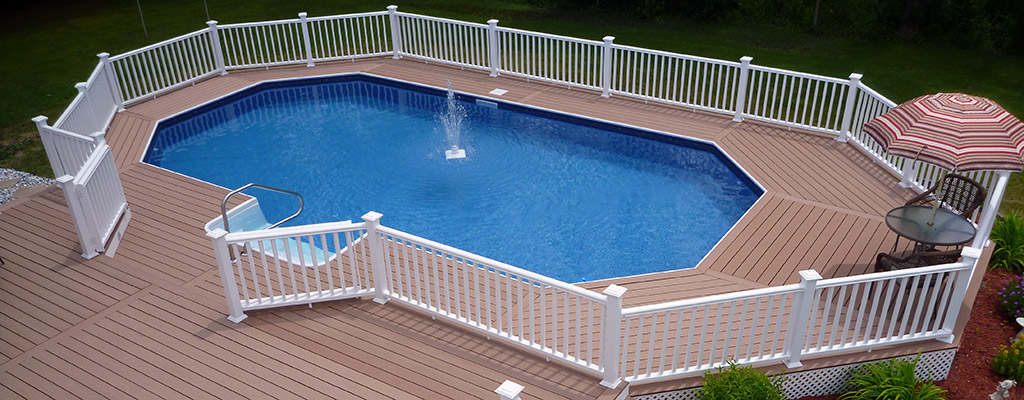 Maine Pool Company In Ground And Above Ground Pools Pool Chemicals And Accessories Levesque